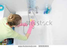 Cleaning Bathroom Faucets by Cleaning Bathroom Stock Images Royalty Free Images U0026 Vectors