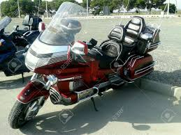 classic honda classic japanese bike honda gold wing stock photo picture and