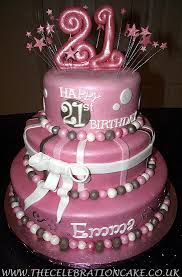 birthday cakes images beautiful 21st birthday cakes for