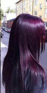 black hairstyles purple deep magenta mermaid hair coloring and hair style