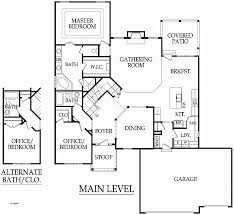 5 story house plans house plan fresh 1 5 story house plans with walkout basement 1 5