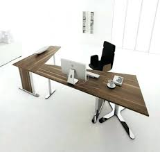 Modern Glass Office Desks Modern Computer Desks For Home Medium Size Of Office Style Desk