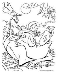 lion king coloring pages coloring pages kids lion king