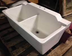 kitchen and utility sinks wall mount utility sink porcelain home depot slop mounted wash small