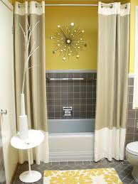 curtains shower curtains ideas designs making your bathroom look