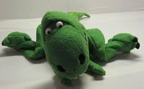 disney pixar toy story burger king rex green dinosaur toy rolls