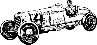 vintage cars clipart clipart vintage racing car