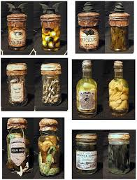 printable halloween specimen jar labels find those little mice spiders eyeballs etc that they put out on