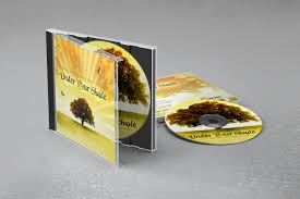 Custom Photo Album Under Your Shade U2013 Christian Custom Cd Album Cover Disk And