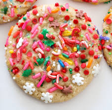 a kailo chic life bake it all the sprinkles cookies