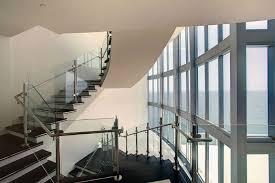 Stairway Banister Ideas Stairs Amusing Stairway Railing Glamorous Stairway Railing