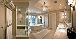 Crystal Bathroom Light Fixtures by Layered Lighting With Crystal Chandeliers Doing It The Glow Way