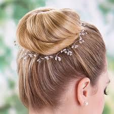 rhinestone hair find the david tutera silver rhinestone hair vine at