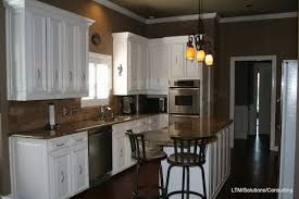 New Counters Updated A 1980 U0027s Kitchen With New Colors Plus New Counters And Applian