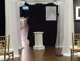 wedding chuppah rental 10 best chuppah rental miami images on wedding chuppah