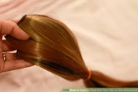 easihair extensions how to care for your easi hair clip on hair extensions