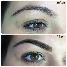 microblading eyebrows in london 3d hairstroke eyebrow tattoo