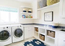 laundry room shelf design ideas