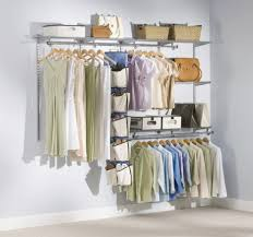 breathtaking floating closet organizers idea with nickel railing