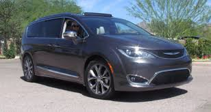 driven 2017 chrysler pacifica u2013 classiccars com journal