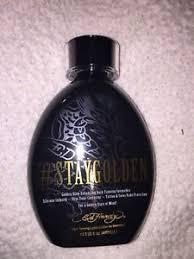 tattoo fading lotion 2018 ed hardy stay golden dark intensifier tattoo fade tanning