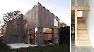split house nordic structures nordic ca engineered wood projects