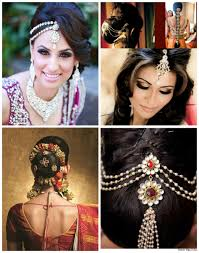 bridal hairstyle latest fantastic guajarati bridal hairstyles for their wedding functions