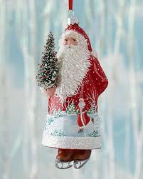 breen santa for colin ornament
