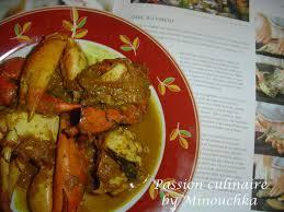 cuisiner crabe curry de crabe au piment pour fêter l indépendance de l inde