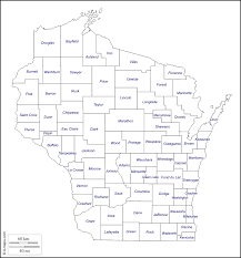 Blank Map Of The Usa by Wisconsin Free Map Free Blank Map Free Outline Map Free Base