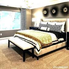 barocco bedroom set black and gold bedroom set cityofhope co