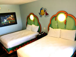 disney u0027s art of animation resort little mermaid rooms travelingmom