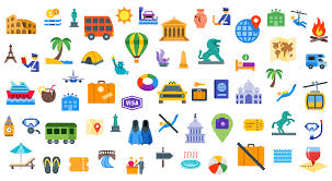 travel icons images Free download 60 travel icons by icons8 webdesigner depot png