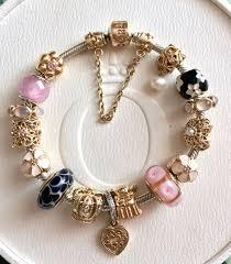 bracelet pandora gold images 382 best pandora gold images pandora pandora gold jpg