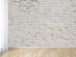 peel and stick vinyl wallpaper white washed brick peel and stick wallpaper adhesive vinyl