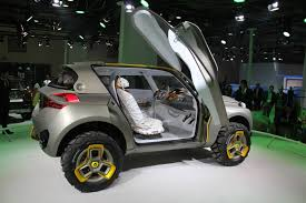 renault concept cars renault kwid concept unveiled in india video live photos