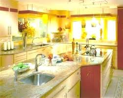 modern kitchen decor ideas yellow kitchen decorating ideas fetching images of blue and yellow