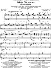 irving berlin white choral medley arr mac huff 2