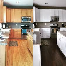 stain colors for oak kitchen cabinets tips tricks for painting oak cabinets evolution of style