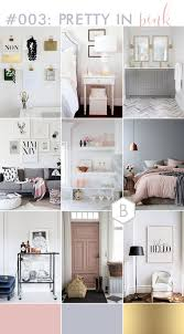 luxe pink home decor inspiration pink grey gold interior inspiration