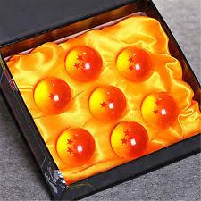 1 3 5cm dragon ball 7 stars crystal balls 7pcs ebay