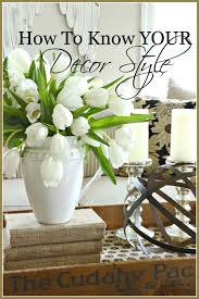 Decorate Your Home How To Know Your Decor Style Stonegable