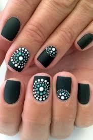 geometric nail art 2016 nail art styling