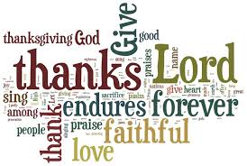 1 thing the psalms of thanks do for us george h guthrie