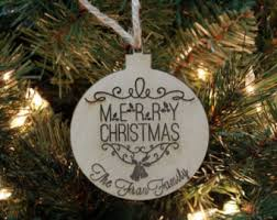 ornament personalized ornament custom