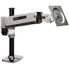 Mx Desk Mount Lcd Arm Amazon Com Ergotron Lx Hd Sit Stand Desk Mount Lcd Arm Mounting