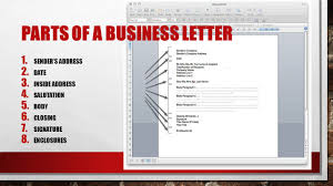 Closing On A Business Letter by Business Letter Writeshop Ronie M Protacio Executive Director