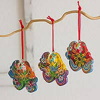 ceramic ornaments novica
