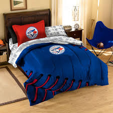 Blue Twin Bed by Bama Stomp Jay Toronto And Nhl