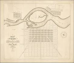 Ohio Canal Map by Two Rare Ohio Maps With Toledo War Association And Streeter